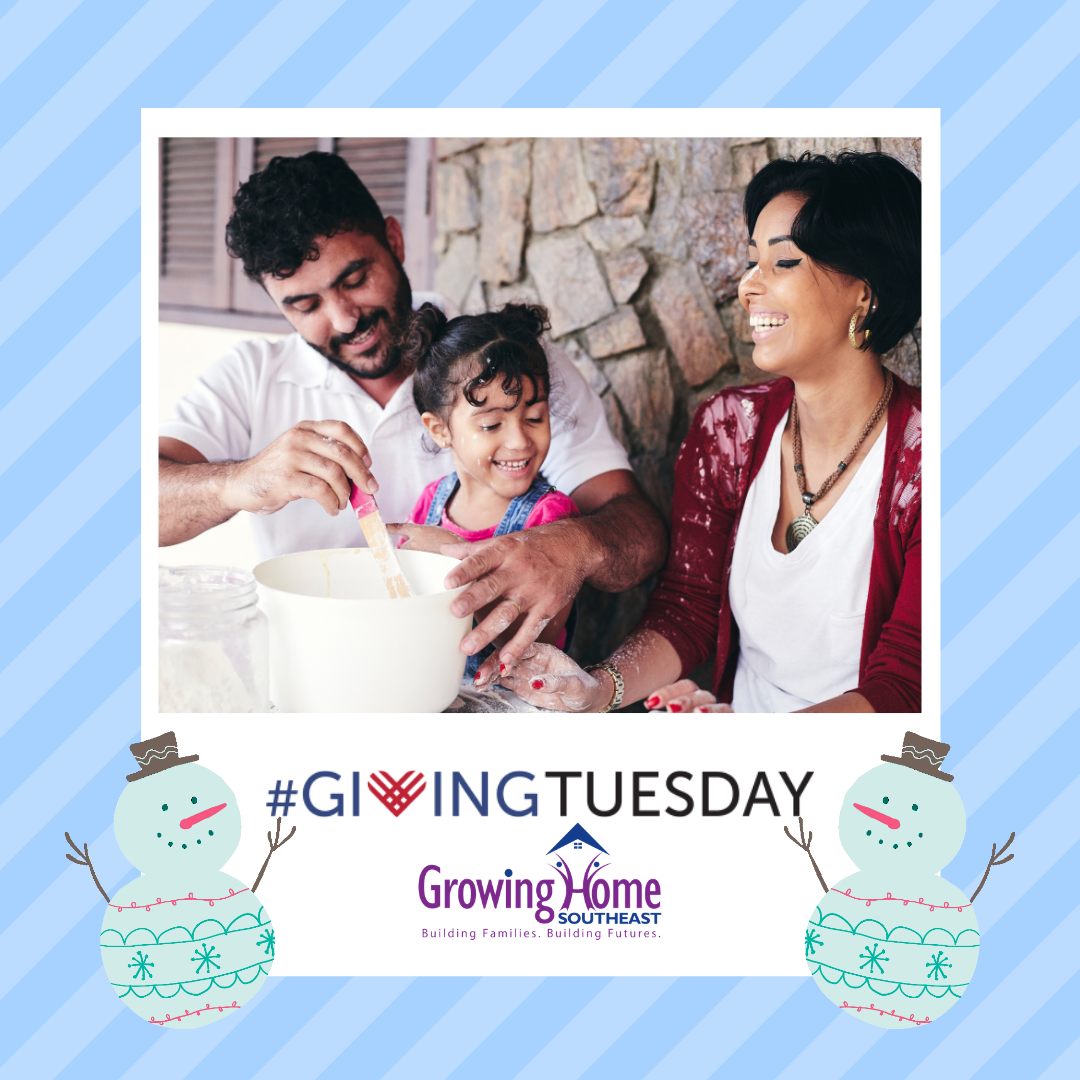 Giving Tuesday - December 1