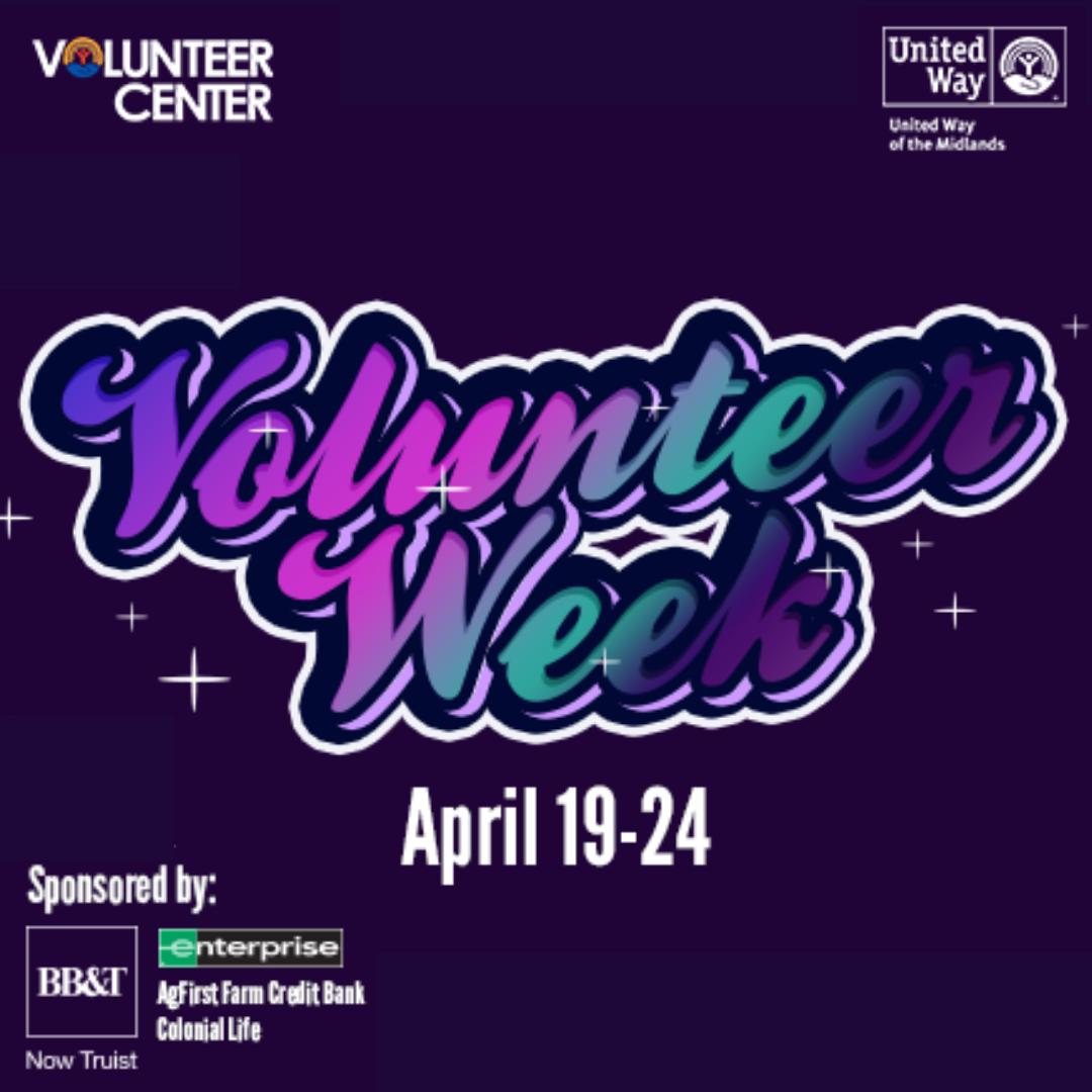 United Way Volunteer Week