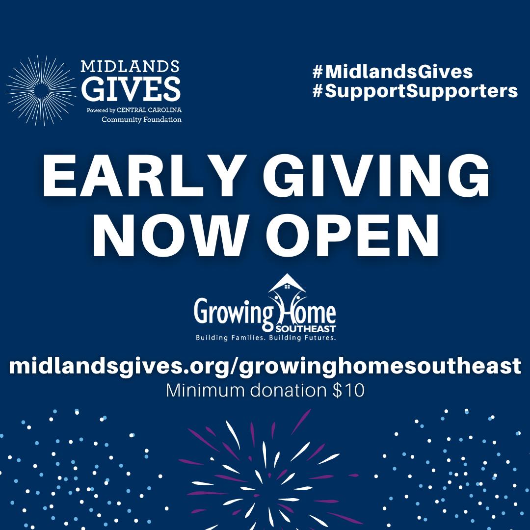 Central Carolina Community Foundation - Midlands Gives 2021